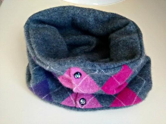 cashmere cozy scarf