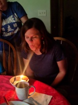 Add some more candles and that's how old I am!