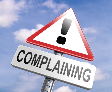 stop complaining accept fate and be positive dont complain and t