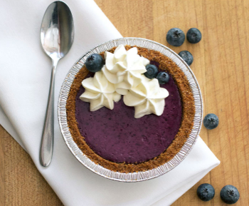 blueberry key lime pie