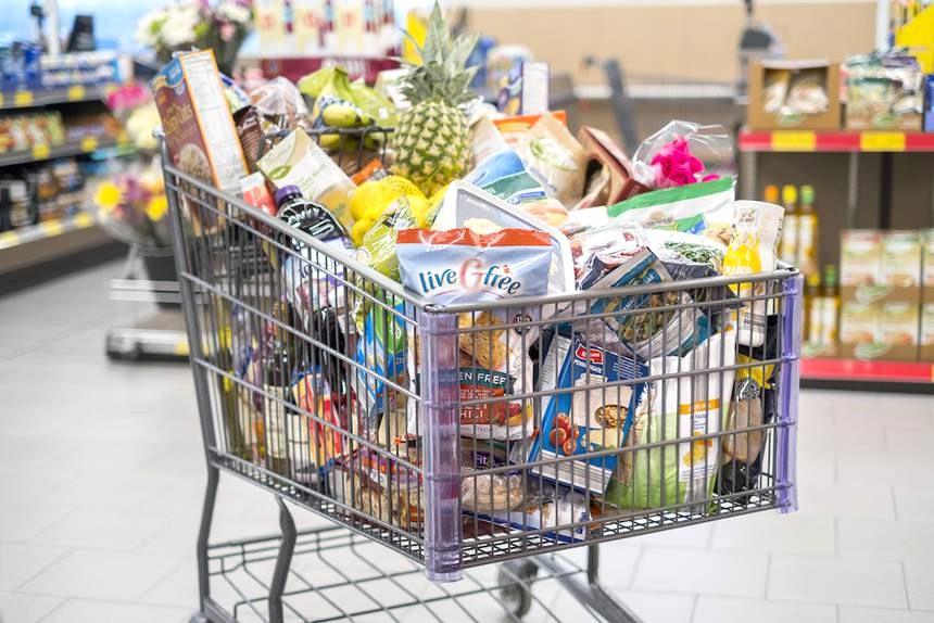Full cart